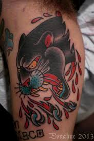 traditional panther tattoo google search t a t t o o