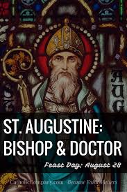 st augustine from sinful pagan to doctor of the church