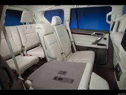 lexus minivan 2012 2012 lexus gx 460 folded rear seats hd wallpaper 35