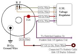 gm alternator wiring diagram 4 wire gm wiring diagrams collection