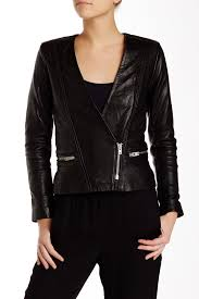 iro imael leather jacket nordstrom rack