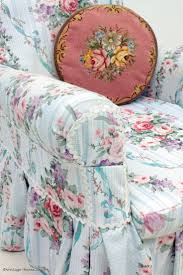 Country Sofa Slipcovers by Decor Cottage Slipcovered Furniture Shabby Chic Slipcovers