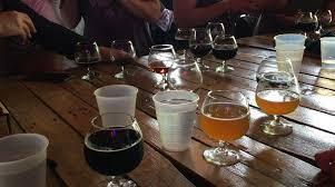 tap room beer me