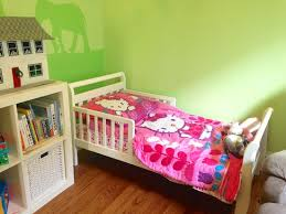 Transitioning To Toddler Bed Transitioning To A