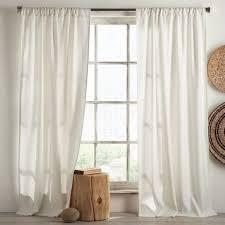 White Linen Blackout Curtains Tricks Using White Linen Blackout Curtains Home Decor