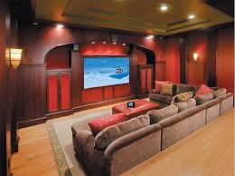 my movie cave basics of designing a home theater room