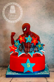 best 25 spiderman birthday cake ideas on pinterest cake