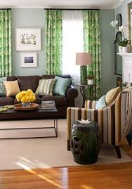 Living Room Color Schemes Interior Color Schemes Yellow Green Spring Decorating Living