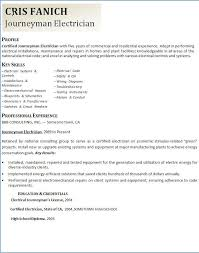exles of electrician resumes electrician sle resume journeyman electrician resume industrial