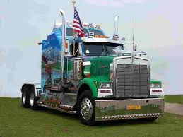 kenworth super truck trucks and cars english