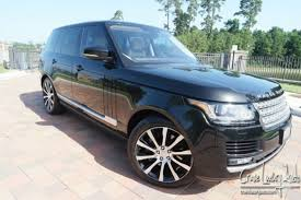 supercharged lexus v8 jet boat 2016 land rover range rover in the woodlands united states for
