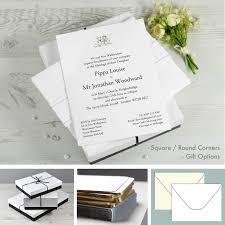 personalised wedding invitations honeytree