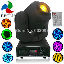 remote audio video lighting 10w controller led dmx gobo moving head light remote control in