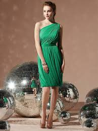 green cocktail dress looks immensely bright and stylish dresscab