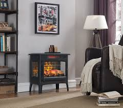 Electric Fireplace Stove The 8 Best Electric Fireplace Heaters To Buy In 2018
