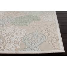 Floral Pattern Rugs Jaipur Rug1016 Fables Machine Made Floral Pattern Art Silk