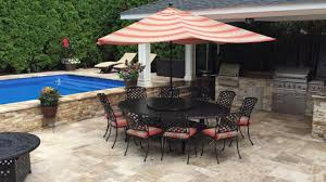 backyard makeover designed and built by gappsi in smithtown ny