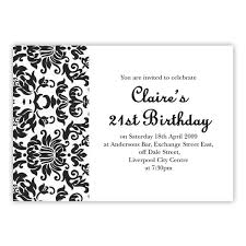 21st birthday party invitations cloveranddot com