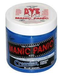 manic panic creamtone semi permanent hair dye merch2rock