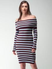 maroon sweater dress sweater dresses buy sweater dresses in india
