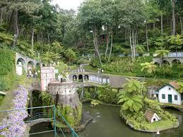 tropical garden wikipedia