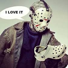 Jason Voorhees Memes - i love it jason voorhees and crocs viral viral videos