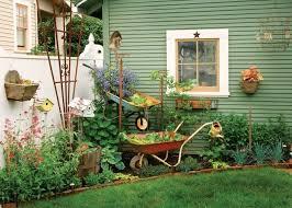 idee fai da te per il giardino decorazioni per il giardino idee fai da te foto nanopress donna