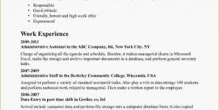 resume entry level objective examples resume summary examples entry level provide excellent customer