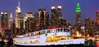 cruise onto the hudson for cheer times square chronicles