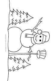 100 ideas snowmen color emergingartspdx