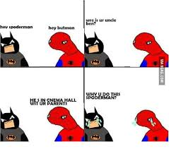 Spoderman Memes - 25 best memes about spoderman uncle ben spoderman uncle ben memes