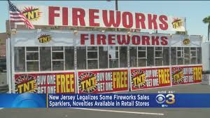 where to buy sparklers in nj some fireworks legalized in new jersey