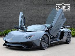 lamborghini aventador lp 750 4 superveloce used 2017 lamborghini aventador lp 750 4 superveloce roadster for