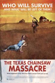 spirit halloween chainsaw painting that inspired u0027chain saw massacre u0027 being immortalized on