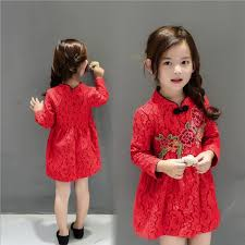 new year baby clothes style girl dress new year baby clothes