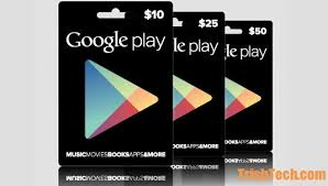 playstore gift card how to redeem play gift coupons in android