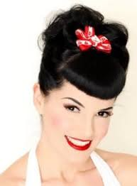 1940s hairstyles retro hairstyles 40s hair 1940 u0027s rockabilly