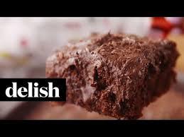 video recipe of chocolate fudge cake a k a death by chocolate