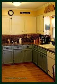 kitchen with yellow walls and gray cabinets almost exactly what we re doing to the kitchen yellow walls white