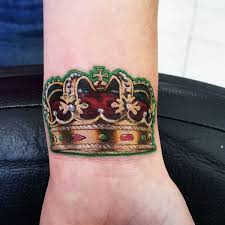 crown tattoos meaning best designs for kings and queens