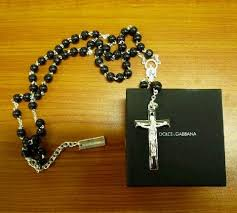 buy rosary dolce gabbana rosary at cheap discount price for sale buy and sell