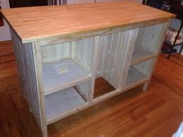 Stenstorp Kitchen Island by Ana White Kitchen Island With Bar Stools Diy Projects