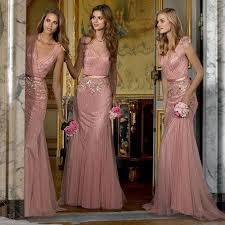 blush sequin bridesmaid dresses gown and dress gallery