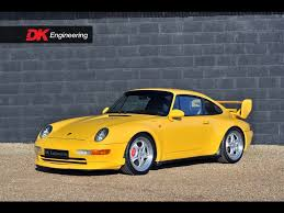 ruf porsche 993 vehicle archive porsche 993 rs vehicle sales dk engineering