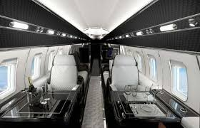 Cessna Citation X Interior 1 For Super Midsize Jets Private Aircraft Charter U0026 Charter