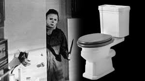 nick castle even michael myers has to go to the bathroom youtube
