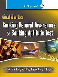 guide to banking general awareness u0026 banking aptitude test 6th