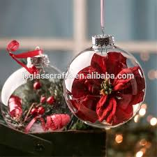 craft clear glass ornaments wholesale source quality craft clear