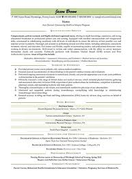 Nurse Practitioner Resume Samples by Medical Resume Examples Resume Professional Writers
