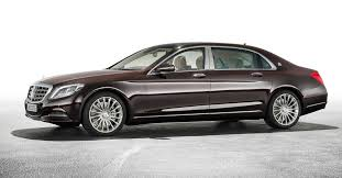 mercedes maybach s500 mercedes maybach s class unveiled in la stretched sedan due in